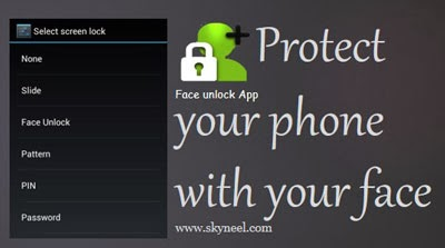 Face-Lock-app-for Android