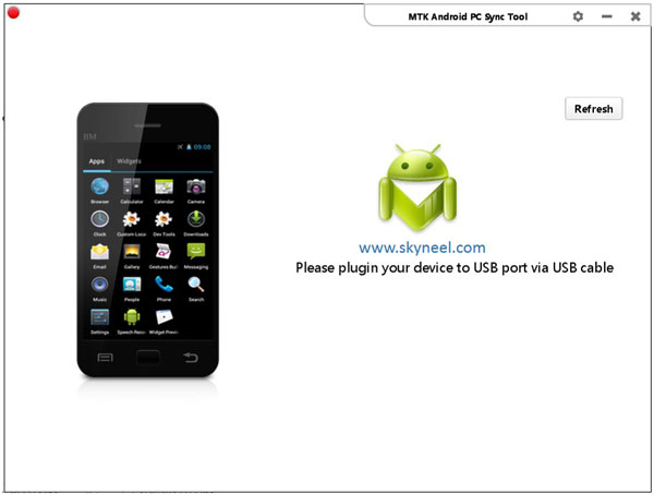 Download Android PC Suite for all Android and Micromax