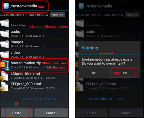 How to change Boot Animation in Android phone