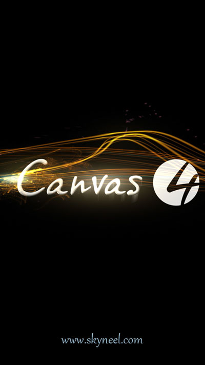 Canvas-4-Boot-Animation