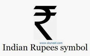 Type-Indian-Rupee-symbol