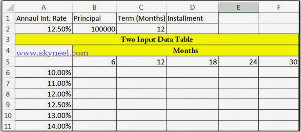 create-two-input-data-table