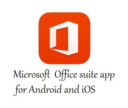 Microsoft-Office-suite-app