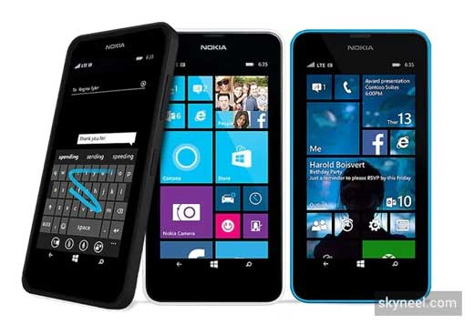 Review of Nokia Lumia 635 With 4G Network