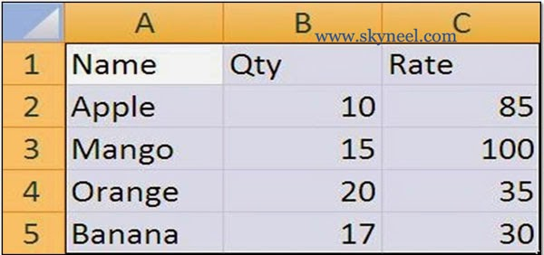 Switch-or-Transpose-Row-And-Column-Data