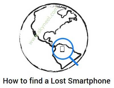 Find Lost Smartphone