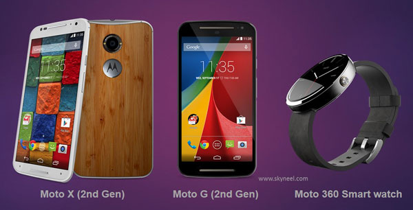 Motorola-Launched-Moto-X-Moto-G2-and-Moto-360