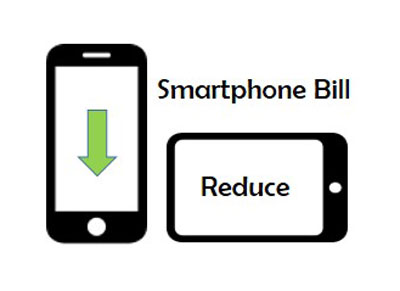 Apps help to reduce your phone bill