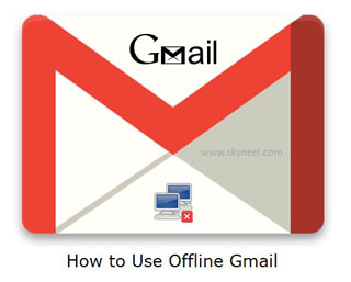 Use-Offline-Gmail