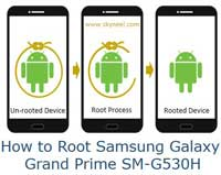 How to root Samsung Galaxy Grand Prime SM G530H
