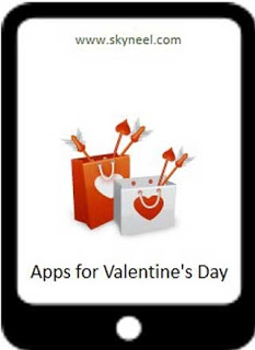 Top Five Apps for Valentines Day