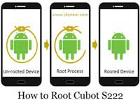 root-Cubot-S222