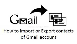 Import-or-Expot-contacts-of-Gmail-account