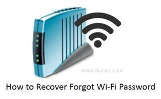 Recover-Forgot-Wi-Fi-Password