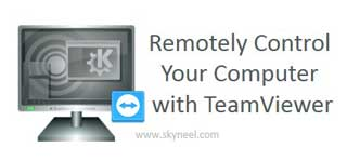 Remotely Control Your Computer with TeamViewer