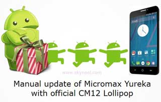 update-of-Micromax-Yureka