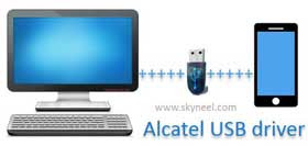 Download Alcatel USB driver with installation guide