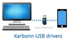 Download Karbonn USB driver with installation guide