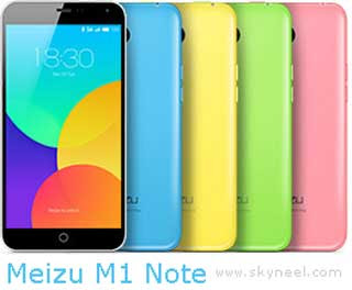 Meizu M1 Note With Octa Core Processor 13mp Camera At Rs