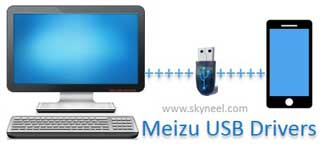 Download Meizu USB Driver with installation guide