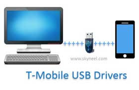 T-Mobile USB driver
