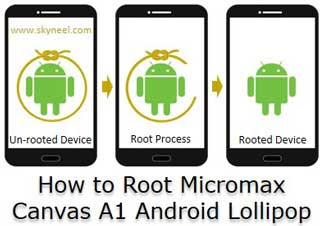 Root-Micromax-Canvas-A1