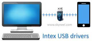 Intex USB driver