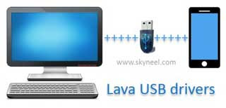 Download Lava USB driver with installation guide