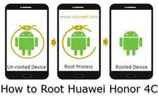 Root-Huawei-Honor-4C