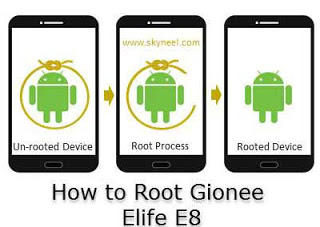 Root-Gionee-Elife-E8