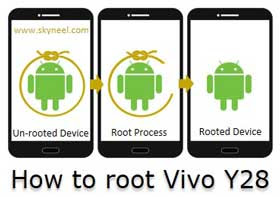 Root Vivo Y28 guide