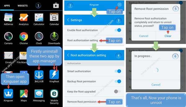 How to root Vivo Y27 without PC