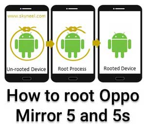 Root Oppo Mirror 5 and 5s