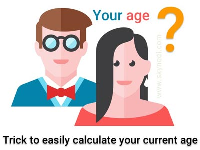 Easily-calculate-your-current-age