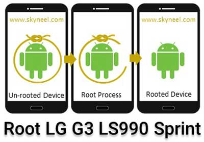 How to root LG G3 LS990 Sprint on ZVB Update