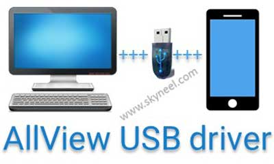 AllView USB driver