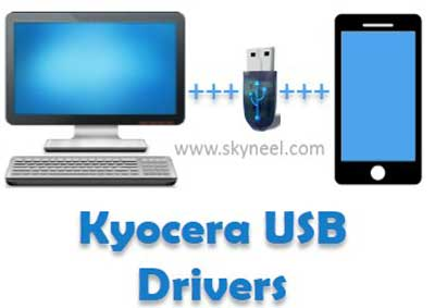 Download Kyocera USB driver with installation guide