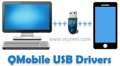 Download QMobile USB driver with installation guide