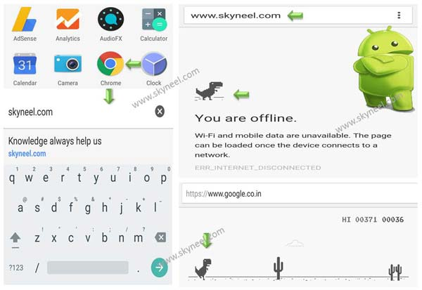 start-playing-dinosaur-game-on-offline-google-chrome-browser-on-android