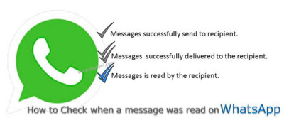 How to check when a message was read on WhatsApp