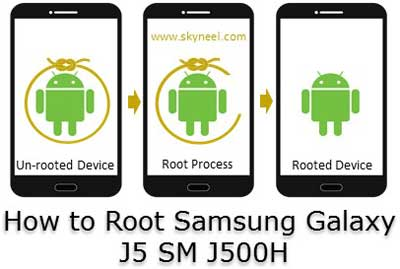 How to root Samsung Galaxy J5 SM J500H