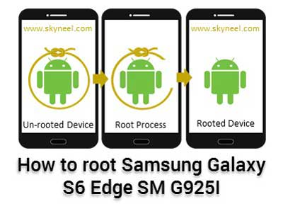 How to root Samsung Galaxy S6 Edge SM G925I