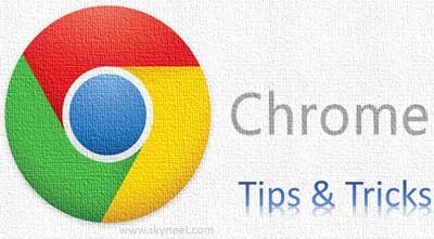 Google Chrome secret tips and tricks