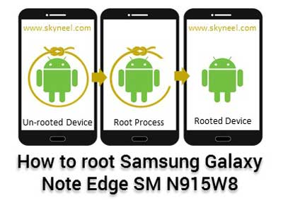 Root Samsung Galaxy Note Edge SM N915W8
