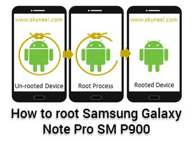 Root Samsung Galaxy Note Pro SM P900