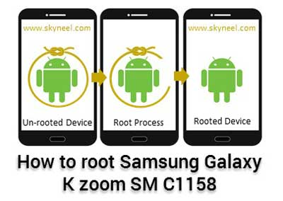 Root Samsung Galaxy K zoom SM C1158