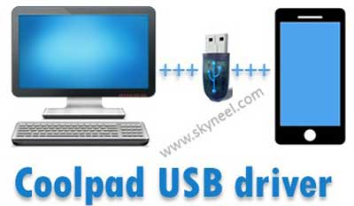 Download Coolpad USB Driver with installation guide