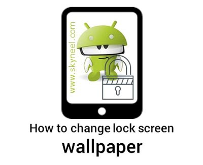 How to change lock screen wallpaper on Cyanogen OS
