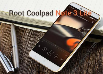 How to install TWRP recovery and root Coolpad Note 3 Lite