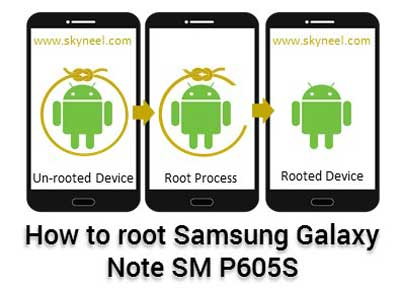 Root Samsung Galaxy Note SM P605S